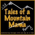 Happy Birthday to Tales of a Mountain Mama!