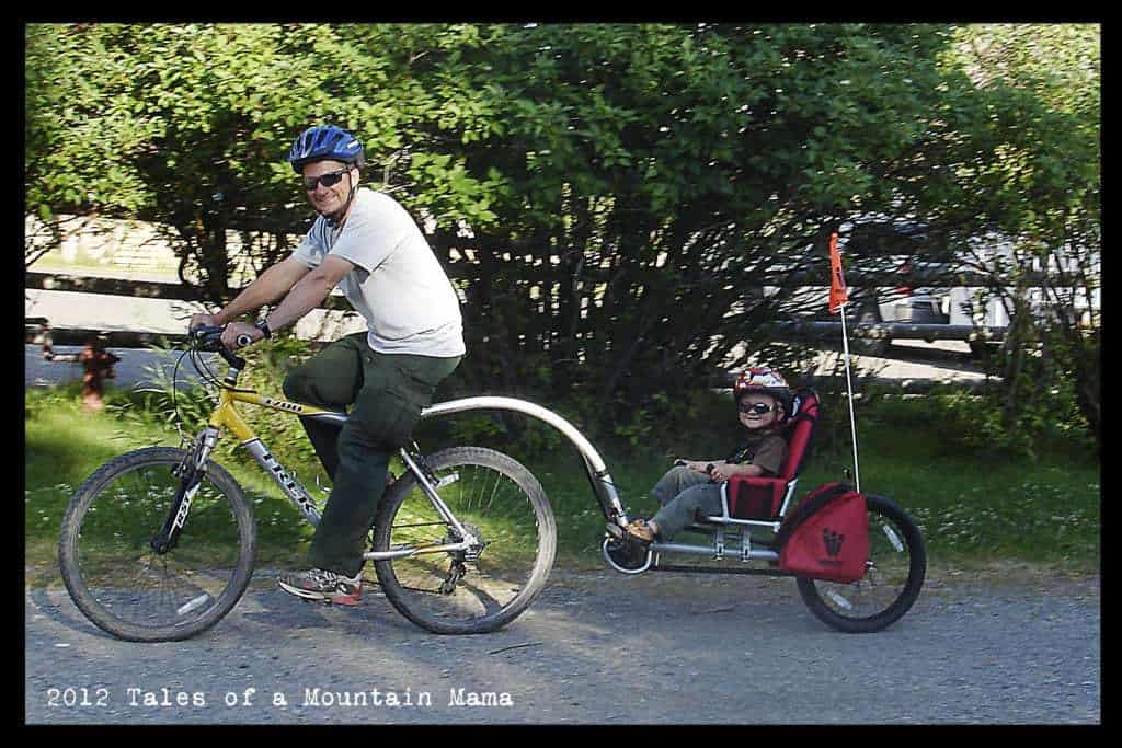 Weehooooooooo! (Gear Review: Weehoo iGo Pro Bike Trailer)