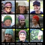 Top it Off! Hat styles for 2012 (+ Giveaways)