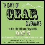 Gear Giveaway Day #5: Getting Down with Down