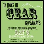 Gear Giveaway Day 9: Sierra Trading Post Gift Card