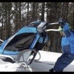 Skiing, Voting and Winning (Mammoth) Sleeping Bags!