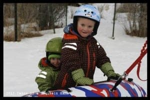 Little Nutty Snow and Bike  Helmet