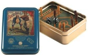 Vintage Travel Game - Baseball
