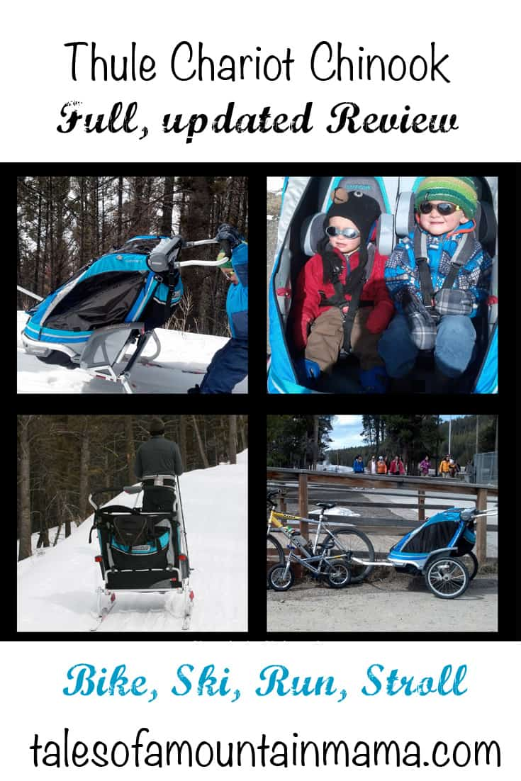 Thule Chariot Chinook Review