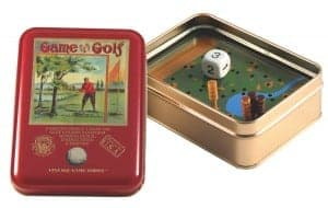 Vintage Travel Game - Golf