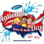 National Learn to Swim Day is THIS Weekend!
