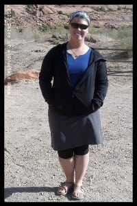 MKs Oxbow + Portofino Skirt (with some layers under and over!)
