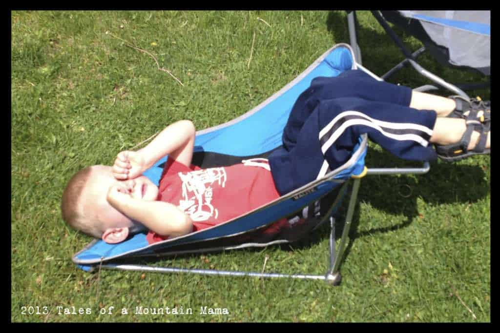 A Camping Chair Breakdown Giveaways Tales Of A