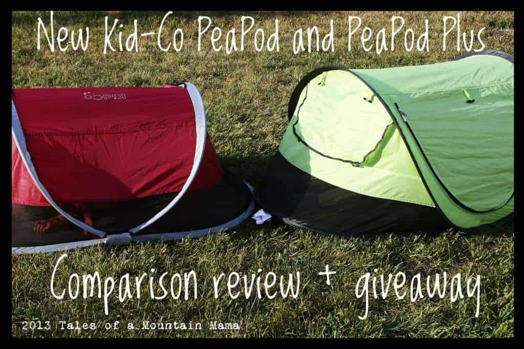 kidcopeapodtitle & KidCo PeaPod or PeaPod Plus Giveaway! - Tales of a Mountain Mama