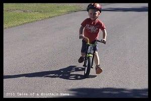 Joovy BMX bike