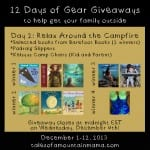 12 Days of Gear Giveaways Day 2: Around the Campfire
