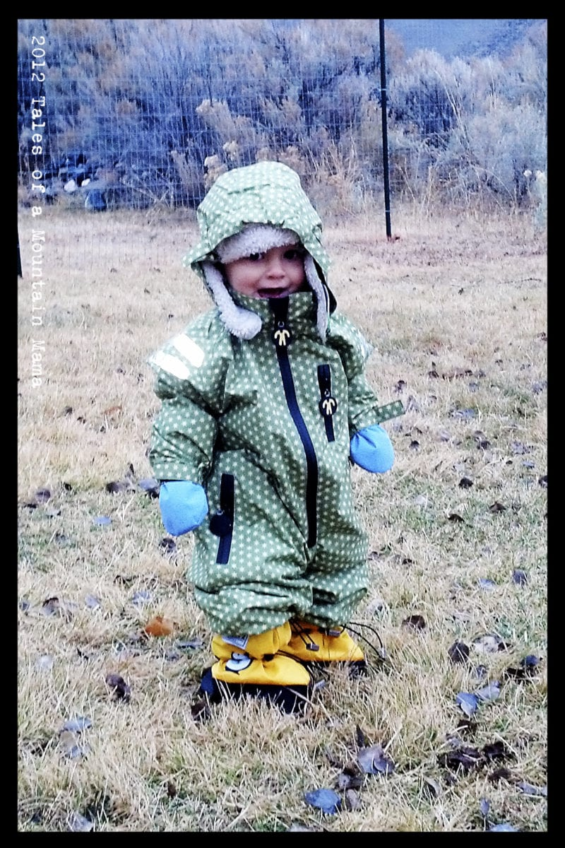 Layering Up Kids For Cold Weather Tales Of A Mountain Mama