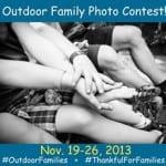 #ThankfulforFamilies Instagram Contest