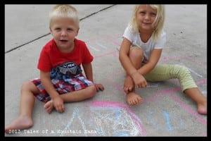 """Maxson & Avila drawing """"babies"""""""