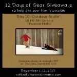 12 Days of Gear Giveaways Day 9: Stylin' In the Outdoors
