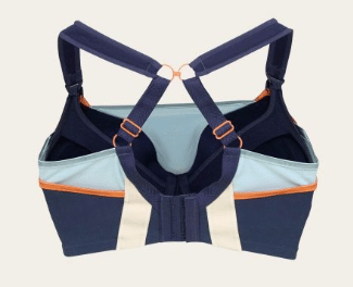 {Gear Review} Orange Zest Nursing Sports Bra from Cake Lingerie