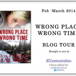 """Q + A with the author of """"Wrong Place, Wrong Time"""""""