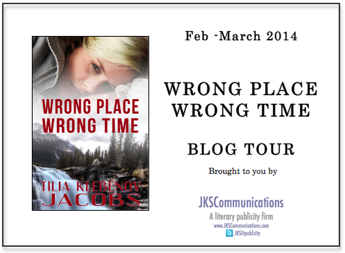Q + A with the author of Wrong Place, Wrong Time