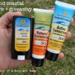 Beyond Coastal Sun Care {Review + Giveaway}