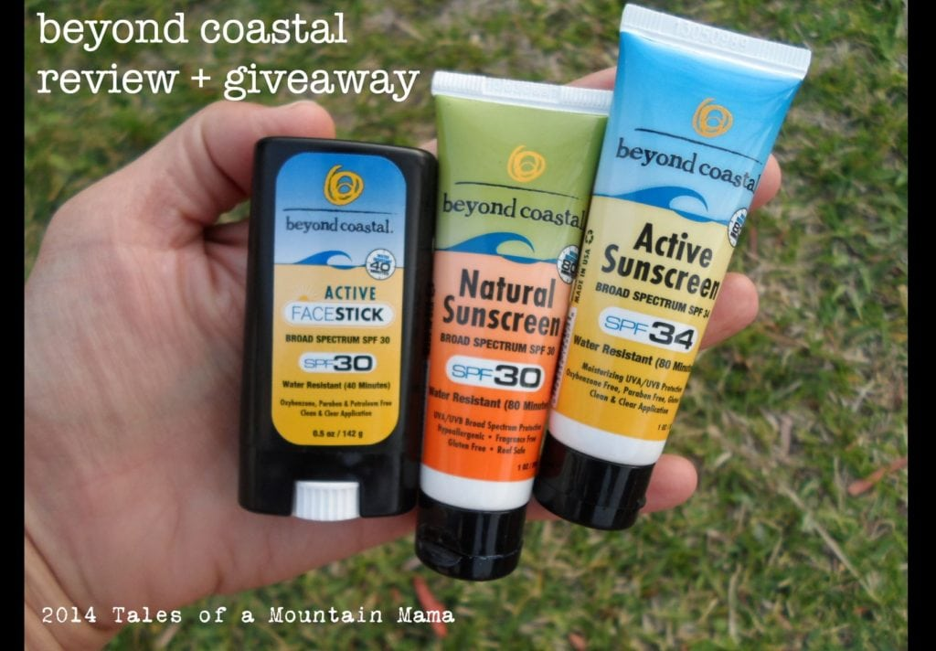 Beyond Coastal Review + Giveaway