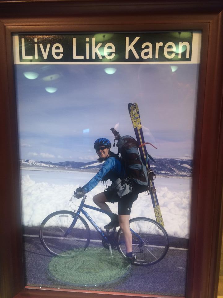 Live Like Karen