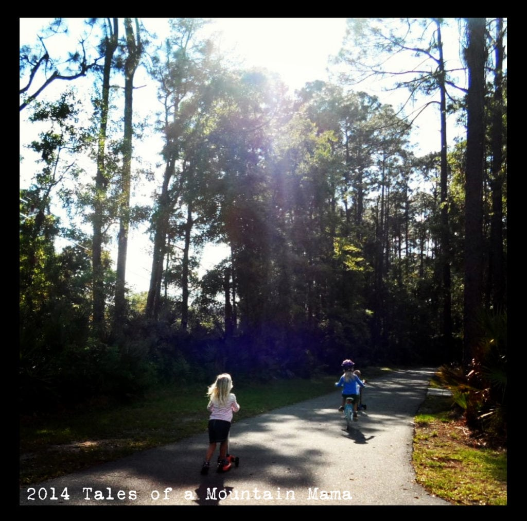 This Moment {New Trail Rides}