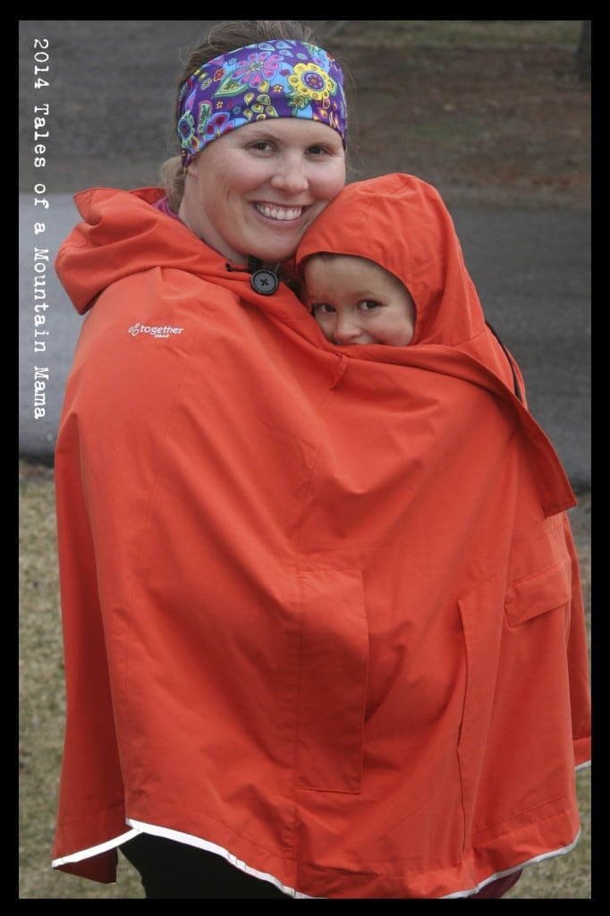 Together Gear Mama Baby Poncho Gear Review