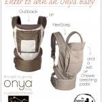 Onya NexStep Review + Giveaway