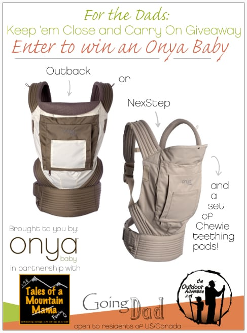 Onya NexStep Review + Giveaway