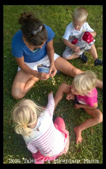Summertime Nature and Outdoor Activities