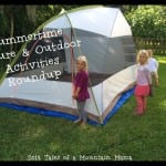 Summertime Nature and Outdoor Activities Roundup