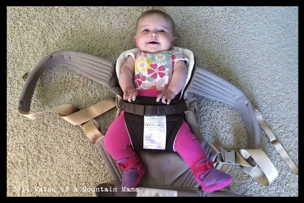 354b7e7146e Onya NexStep Baby Carrier Review - Tales of a Mountain Mama