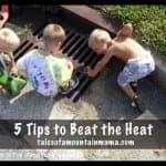 5 Tips to Beat the Heat of Summer