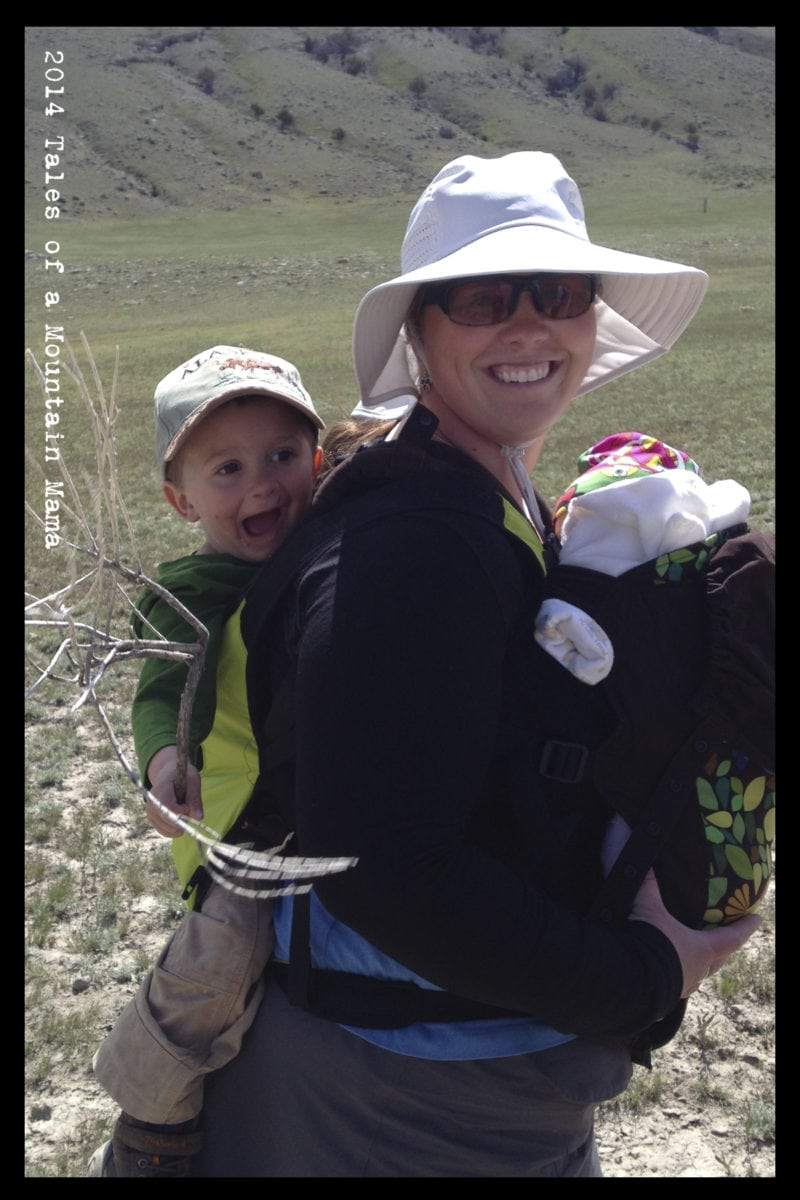 6b52dc53bc6 Bitybean Baby Carrier Review - Tales of a Mountain Mama