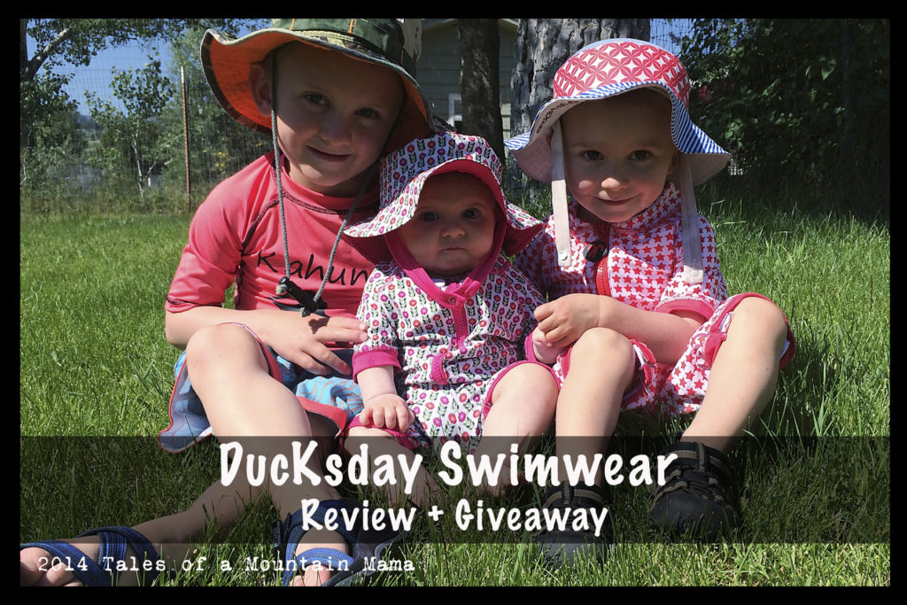 DucKsday Swim Pieces Review