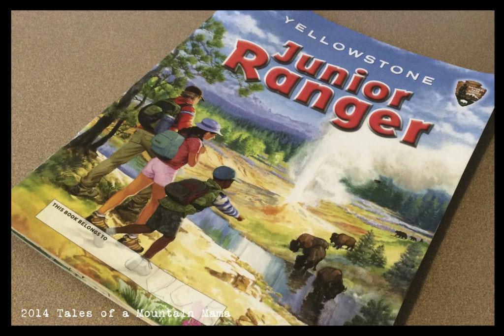 Yellowstone's Updated Junior Ranger Program