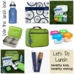 Equipping your Kids for Lunch with a MightyNest Giveaway