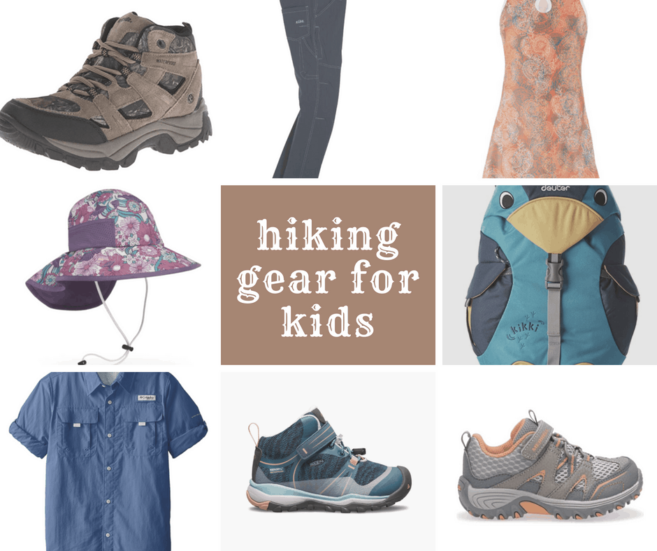 da49ce98b555 Best Hiking Gear for Kids - Tales of a Mountain Mama