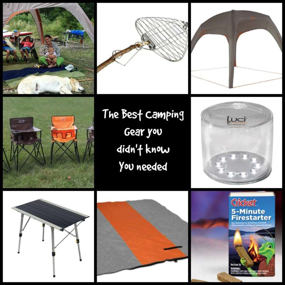 The Best Camping Gear You Didn't Know You Needed