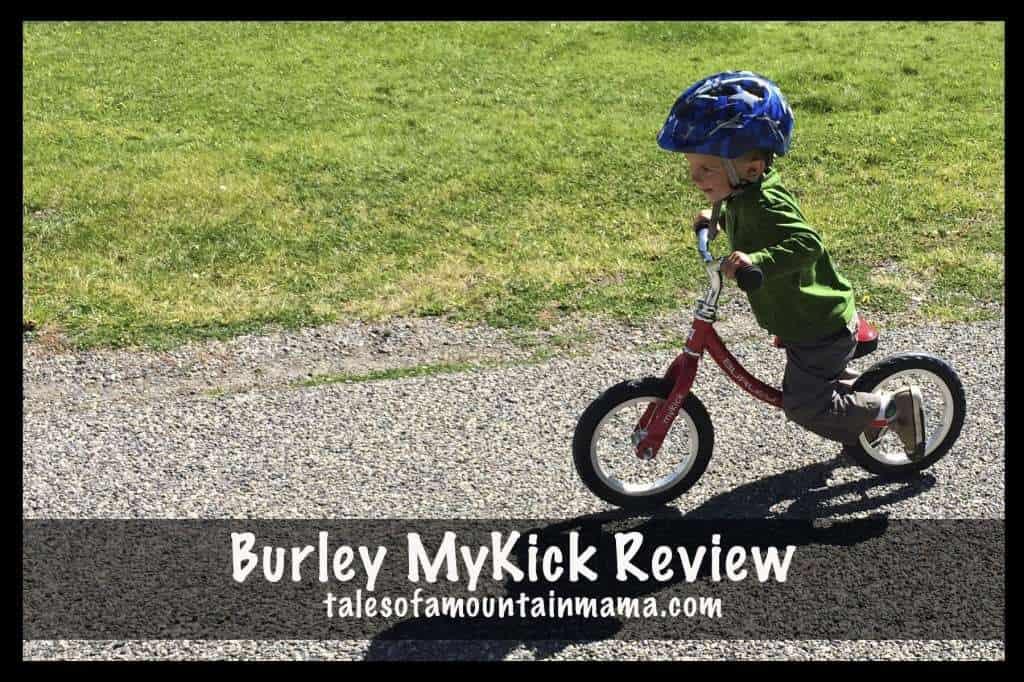 Burley MyKick Review