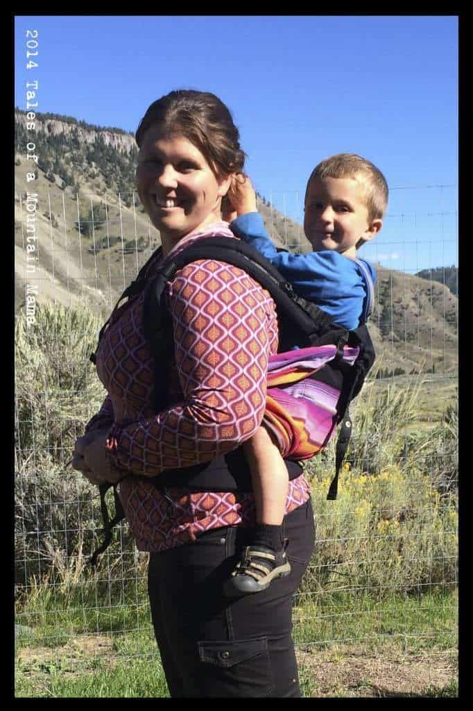 Emeibaby Carrier Review