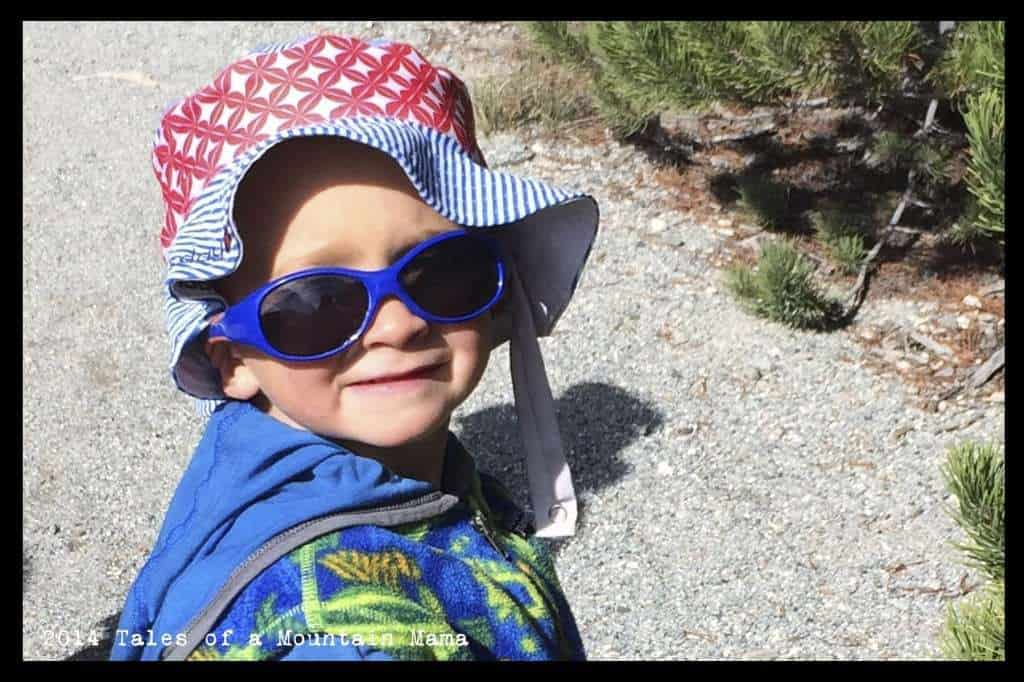 Kids' Sunglasses are Crucial Protective Gear, NOT Accessories *Review + Giveaway*