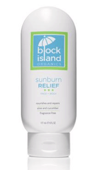 Natural and Effective Year-Round Sun Protection from Block Island Organics