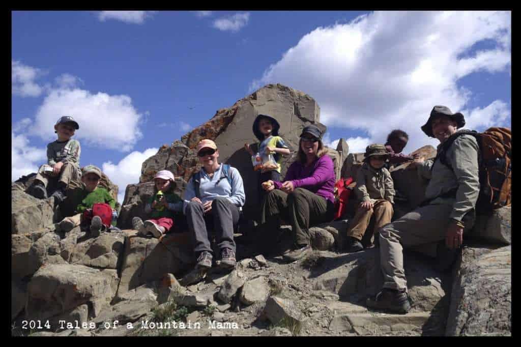 Hike, Meet, Swop, Get Families Outside!