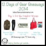 12 Days of Gear Giveaways: Day 1 – For the Outdoor Woman
