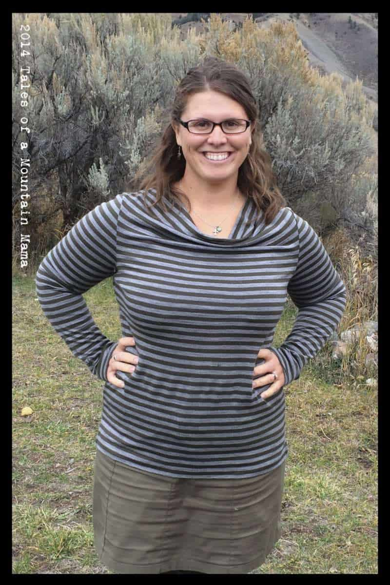 Outdoor Fashion Friday: Ibex Wool Lineup Cowl Neck