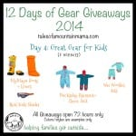 12 Days of Gear Giveaways: Day 4 – Great Gear for Kids