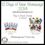 12 Days of Gear Giveaways: Something Sweet