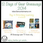 12 Days of Gear Giveaways: Day 9 – Promoting Learning